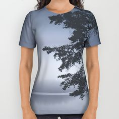 Good morning beautiful All Over Print Shirt by HappyMelvin | Society6