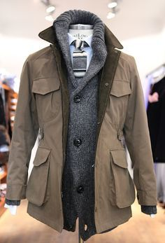 layering up for fall/winter