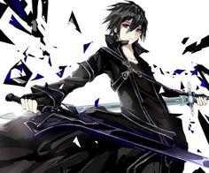 Sword art online Kirito