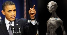 President Obamas Builds up to 'Extraterrestrial Disclosure'