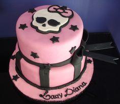 High monster cake