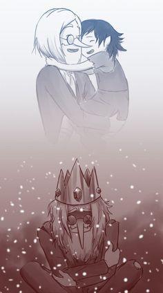 Ice King & Marceline