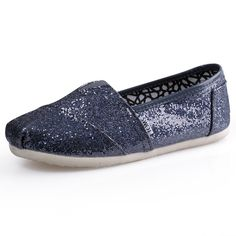 Toms Womens Sky Decorative Pattern Shoe