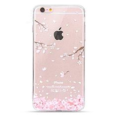 GIZEE Clear Soft TPU Silicone Back Cover Bumper Ultra Thin Slim Fit Clear Flower Sakura Protective Phone Case for iPhone 6 Plus & iPhone 6S Plus 5.5 Inch (Style 1) GIZEE http://www.amazon.com/dp/B01CX1UZT4/ref=cm_sw_r_pi_dp_3i6cxb1E4VVJS