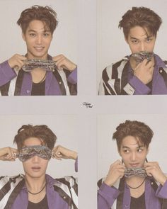 Kai stop playing with me