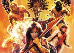 Novos Mutantes: Equipe do filme será formada pelos integrantes originais