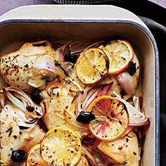 28 Oven-Baked Chicken Recipes   Cookinglight.com