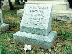 H.P. Lovecraft - American author who achieved posthumous fame through his influential works of horror fiction. Virtually unknown and only published in pulp magazines before he died in poverty, he is now regarded as one of the most significant 20th-century authors in his genre.