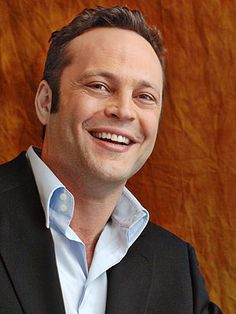 Vince Vaughn - Tall, boyish and funny!