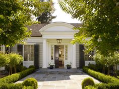 Andrew Skurman ArchitectThey do so much more than just hold up the roof. Round, square. Ionic, Corinthian. With so many different types of fabulous pillars, there's a perfect one to hold up any porch. Here are a few examples that prove the column will never go out of style. Coastal Living Coastal Living Magnolia Merriweather …