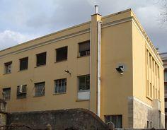 1936 - 1937 GENOVA STURLA (GE) ISTITUTO ALESSANDRO BRUSCHETTINI by ALFREDO FINESCHI