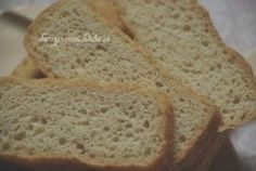 Chléb bez lepku – rychlovka | Kurzy pečení chleba Gluten Free Recipes, Bread, Food, Glutenfree, Diet, Gluten Free, Brot, Essen, Sin Gluten