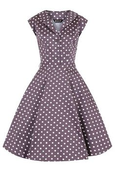 SALE : Limited stock of sale dresses. Grab a vintage bargain! Dresses For Teens, Dresses For Sale, Dresses For Work, Frocks For Girls, Lady V, Polka Dot Print, College Girls, Vintage Looks, Cap Sleeves