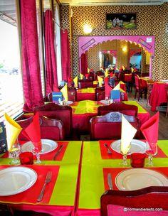 Restaurant indien Namasty India au Havre. Indian food au Havre. Buffet à volonté en fin de semaine.