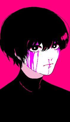 pls credit if you use my art ! Pretty Art, Cute Art, Aesthetic Art, Aesthetic Anime, Tamako Love Story, Ken Tokyo Ghoul, Arte Obscura, Cartoon Art Styles, Art Reference Poses