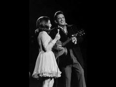 Johnny Cash And June Carter, Song title, We Got Married in a Fever.  Gotta love it!