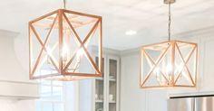 Lampen voor boven de keukenbar