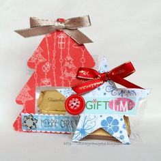 Grani di pepe: Xmas series 2015 - Mini gift