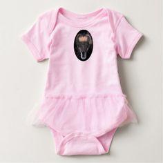 Love Lights Up Baby Bodysuit - Saint Valentine's Day gift idea couple love girlfriend boyfriend design