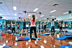 The best workout class for you! #Workout #WorkoutClass #Zumba #SoulCycle #Spin #Muscle #Strength