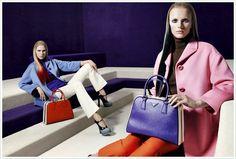 PRADA 2012 winter collection | Top-notch Collection Prada Fall Winter 2012-2013 Advertising Campaign ...