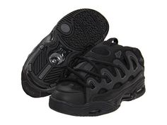 Osiris D3 possibly the most popular skate shoe in 2001