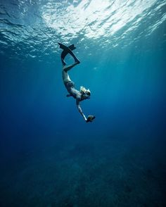 """Her soul was too deep to explore by those who swam in the shallow end."" Thank…"