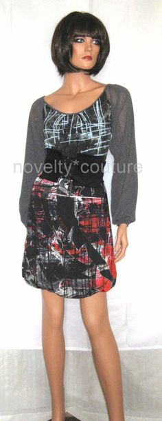 $159.99 New Legatte by SAVE THE QUEEN Cocktail Dress T38-40 / UK 10-12 / M (medium) #LegattebySavetheQueen #Cocktail at NOVELTY COUTURE http://stores.ebay.com/NOVELTY-COUTURE #savethequeen #style #fashion #noveltycouture  #dress #cocktaildress #birthday #party  #date #christmas #italy #madeinitaly  #holidays #johnhardy #rebeccaminkoff  #barbarabixby #emiliopucci #jewelry