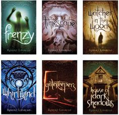 Great mystery book series...it's a young adult series by Robert Liparulo...read all of them and couldn't put them down!
