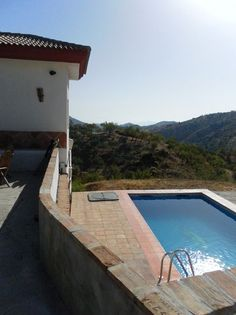 Is a beautiful,large Spanish country house, in  southern Spain Available now for rental, contact us for price and availability http://www.sunnyvillaspain.com