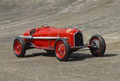 Alfa Romeo P3 1932-33