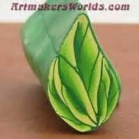 beautiful polymer clay cane - Bing Images