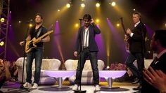 3JS  @ Eurovisie Songfestival 2011 (Jaap Kwakman, Jan Dulles, Jaap de Witte) © anp