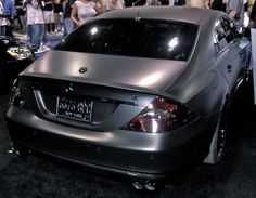 Murdered out CLS