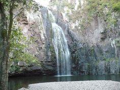Salto de Estanzuela, Esteli, Nicaragua. I've skinny-dipped in this waterfall :)