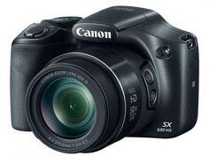 """Câmera Digital Canon PowerShot SX530HS 16MP - LCD 3"""" Zoom Óptico 50x Filma Full HD Cartão 8GB com as melhores condições você encontra no Magazine Conradoprodutos. Confira!"""