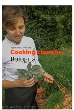 An agriturismo farm tour and cooking class in Bologna - learning to cook classical Italian dishes from Italy #Bologna #Bolognacooking