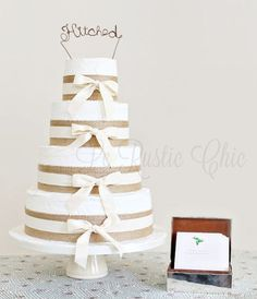 Wedding Cake Topper  Wire Cake Topper  Mr and Mrs by LeRusticChic, $14.99