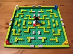 interesting minecraft board game - photo #23