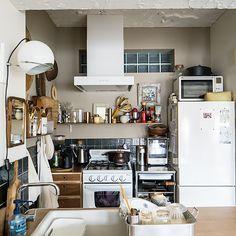 【インテリア特集】第2話:IKEA・無印良品・DIYを組み合わせて、キッチンをセルフリノベ