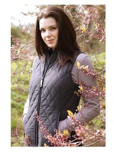 52a0d046606 Schoffel Brooke Ladies Quilted Gilet £139.95 - Bredon Hill Shooting