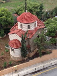 The churches of Greece