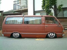 Toyota hiace | Lowered, Slammed