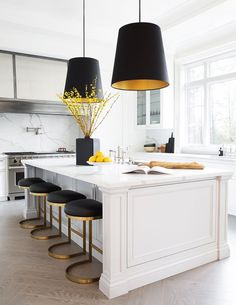 modern glamourous kitchen