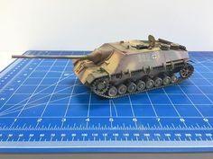 Building the Tamiya 1/35 Jagdpanzer IV L70 from start to finish. TAMIYA ...
