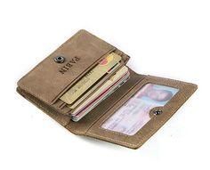 RFID Blocking Credit Card Holder Leather ID Case for Men Pabin . . . . . . . . . #wallet #menswallet #mensaccessories #menfashion #walletformen #giftformen #mengifts #giftforhim #leatherwallet #cardholder