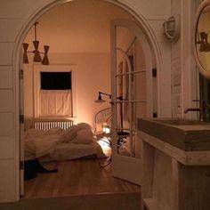Arch Doorway, Arch Interior, Interior Design, Room Interior, Bedroom Inspo, Home Bedroom, Bedroom Decor, Bedroom Ideas, Bedrooms