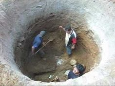 How To Dig A Hand Dug Well
