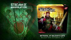 El Descanso del Escriba: Betrayal at Baldur's Gate en octubre