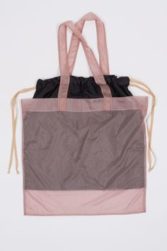 Amma Big Bag, Rosé / Navy | Reality Studio